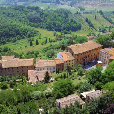 Italia,Toscana,Pisa,San Miniato.